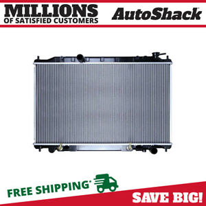 Radiator For 04 08 2009 Nissan Quest 3 5l Dohc Rk1056 2692 Aluminum Core Cooling
