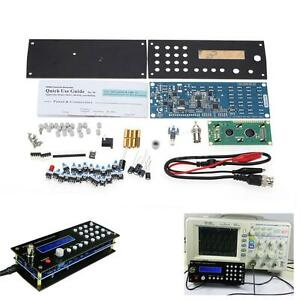 Mini Dds Function Signal Generator Sine Triangle Square Waveform Diy Kit
