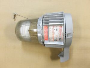 New Crouse Hinds Explosion Proof Light Fixture 165 Watt 200 277v