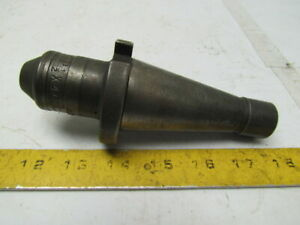 Putnam Hm403 Nmtb 40 Weldon Style End Mill Tool Holder 1 2 Bore 2 1 4 projectio