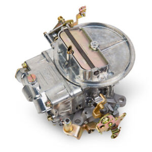 Holley Carburetor 0 4412s Original Performance 500 Cfm 2 Barrel Aluminum