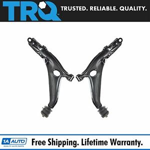 Trq Control Arm Front Lower Lh Driver Rh Passenger Pair For 99 00 Honda Civic Si