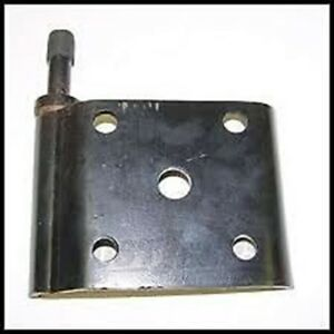 Lower Shock Mount Plate Left 41 45 Willys Mb Ford Gpw X A 571