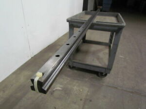 Thk Nsr40 2 Linear Bearings W 1 45mmx2556mm Rail