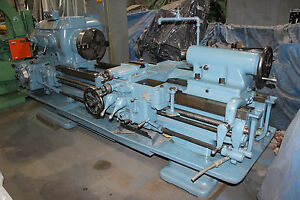 Lodge Shipley 20 X 48 Lathe