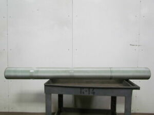 2 ply Blue green Pvc Rubber Smooth Top Conveyor Belt 7ftx 72