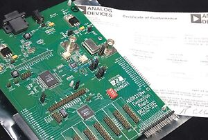 Analog Devices Evaluation Development Board Module Ad6623s pcb For Ad6623 Tsp