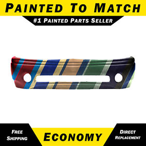 New Painted To Match Front Bumper Cover 2001 2006 Gmc Sierra Yukon Xl Denali