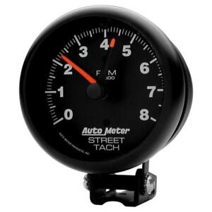 Auto Meter Tachometer Gauge 2894 Z Series 0 To 8000 Rpm 3 3 4 Electrical