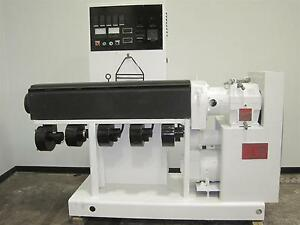 2 5 Welex Extruder 24 1 L d Air Cooled 20 Hp