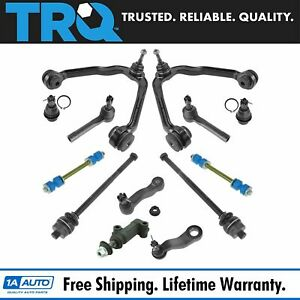 Brand New 13pc Complete Front Suspension Kit For Chevy Gmc 1500 Trucks 6 Lug