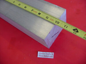 2 1 2 X 3 1 2 Aluminum 6061 Flat Bar 10 Long Solid 2 500 Plate Mill Stock