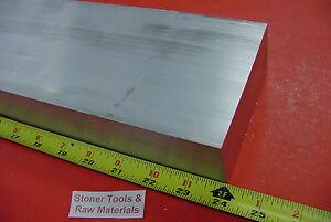 1 1 4 X 3 Aluminum 6061 T6511 Solid Flat Bar 24 Long 1 250 Plate Mill Stock