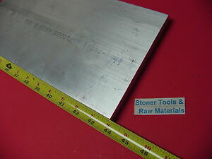 3 4 X 6 Aluminum 6061 Flat Bar 44 Long T6511 750 Solid Plate New Mill Stock