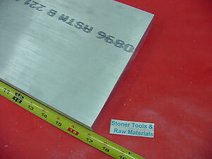 1 x 8 x 17 Aluminum 6061 Flat Bar T6511 Solid 1 000 New Plate Mill Stock