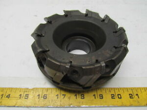 Carboloy R220 13 05 00 ct 5 Indexable 10 Tool Shell Mill Face Mill