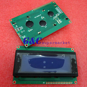 10pcs New 2004 204 20x4 Character Lcd Display Module Blue Blacklight
