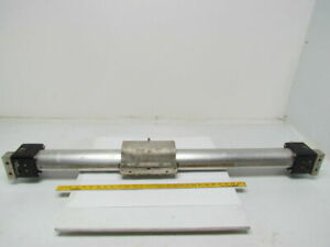 Hoerbiger origa P126 s 30x760mm Pneumatic Air Cylinder Rodless 63mm Bore