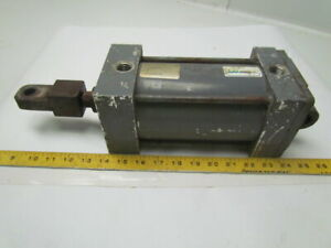 Miller Fluid Power Al48b2n Pneumatic Air Cylinder 4 Bore X 5 Stroke