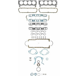 Speed Pro Engine Gasket Set 260 1125 Permatorque For 68 82 Ford 260 289 302 Sbf
