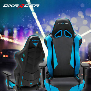 Dxracer Office Chairs Oh rb1 nb Ergonomic Desk Chair Computer Comfortable Chair