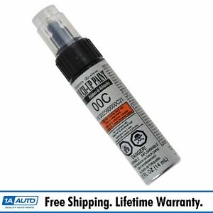 Oem Touch Up Paint Pen Brush Clear Top Coat 00c Code For Toyota Lexus Scion New
