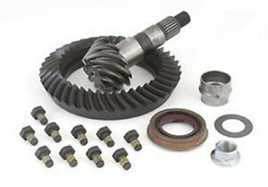 Ring And Pinion 4 10 Ratio 07 17 Wrangler Jk For Dana 44 X 16513 50