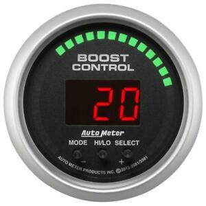 Auto Meter Boost Gauge 3381 Sport Comp Boost 0 To 30 Psi 2 1 16 Electrical