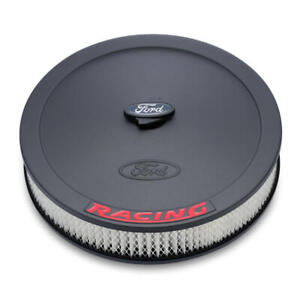 Proform Air Cleaner Assembly 302 352 Ford Racing Black Steel Round 13 X 2 625