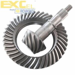 Excel From Richmond Gear Differential Ring Pinion F88410 4 10 For Ford 8 8