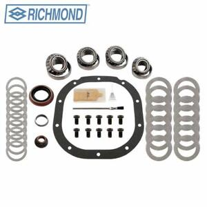 Richmond Differential Bearing Set 83 1043 1 Installation Kit For Ford