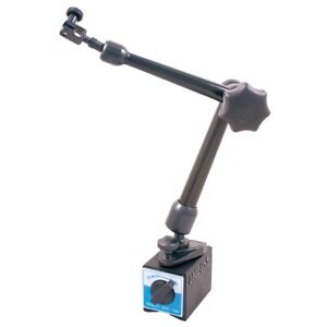 220 Lbs Pull Magnetic Base With Fine Adjust On Top Of Base 4401 0534