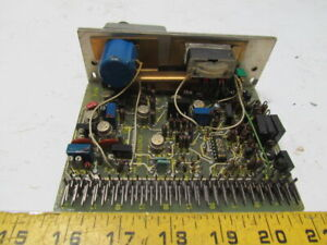 Ge General Electric Ic3622gtrd2a Temperature Regulator Circuit Board Card