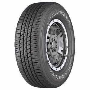 4 New 255 65 R17 Goodyear Wrl Fortitude 255 65 17 255 R17