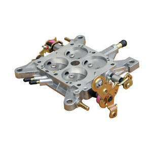 Proform Carburetor Base Plate 67267 600 Cfm Natural Aluminum For Holley 4160