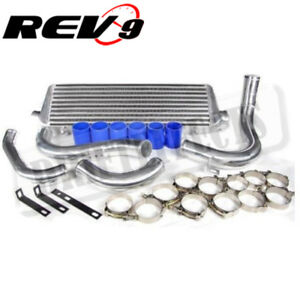 For 06 10 Audi A4 B7 Bolt On Front Mount Type c Turbo Intercooler Pipe Kit Fmic