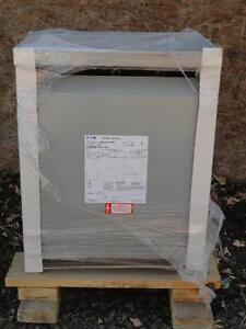 New Eaton Cutler Hammer Dry Type Distribution Transformer V48d28f15cuee