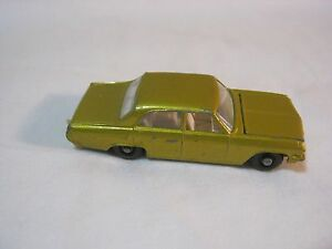 MATCHBOX LESNEY NO 36 OPEL DIPLOMAT MADE IN ENGLAND VINTAGE         T*