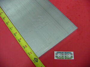 1 2 X 6 Aluminum 6061 Flat Bar 72 Long Solid T6511 Plate Mill Stock 50 x 6 0