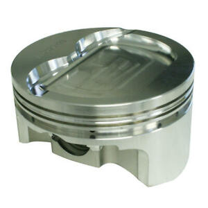 Howards Piston Set 860323128 Pro Max 4 030 28cc Dish For Ford 408w Stroker
