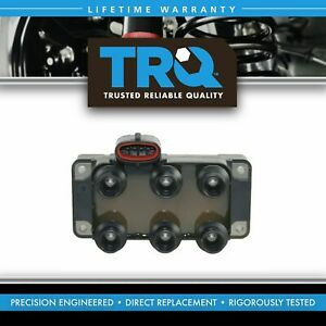 Trq Ignition Coil Pack New For Ford Jaguar Mazda Mercury V6