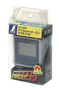 New Shinwa Compact Digital Angle Meter Protractor With Magnet For Work Japanese