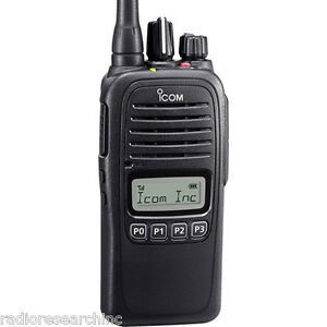 Icom F2000s Limited Keypad Lcd Uhf 450 512 128 Ch Radio Battery Antenna Charger