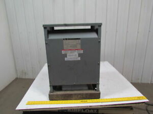 Square D Sorgel 15t6h 3 Phase Gen Purp Transformer 15 Kva New 480v