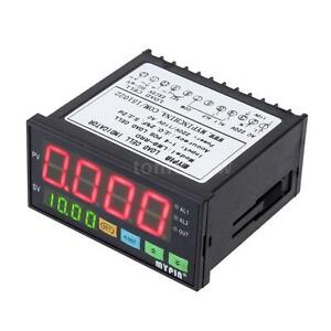 Digital Weighing Controller Load Cell Indicator W 2 Relays Output Lm8 rrd
