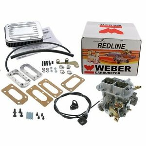For Suzuki Samurai 1985 1989 Kit Weber Carburetor 32 36 Dgv