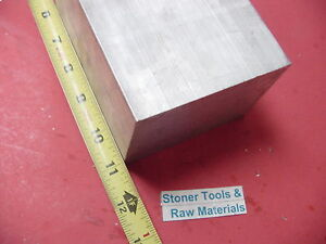 3 X 3 1 2 Aluminum 6061 Flat Bar 11 Long Solid T6511 3 00 Plate Mill Stock