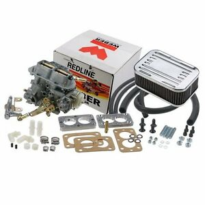Jeep Cherokee Weber 38 Dges Carburetor Kit Hi Performance Wrangler Cj