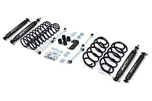 Zone Offroad J3n 3 03 06 Jeep Wrangler Tj Lj 4wd Lift Kit