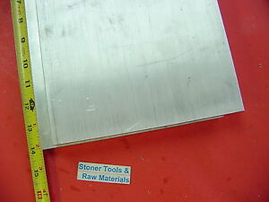 2 Pieces 1 2 X 8 X 14 Aluminum 6061 Flat Bar Solid T6511 New Mill Stock Plate